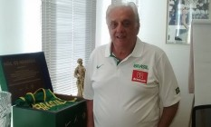 Antônio Carlos Barbosa é o novo técnico da seleção brasileira feminina Foto: Divulgação