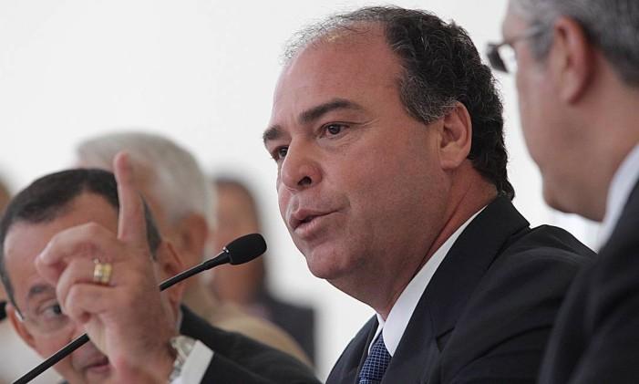 O senador Fernando Bezerra Foto: Andre Coelho / Agência O Globo