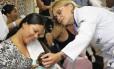 Mutirão para cuidar de bebês com microcefalia