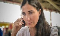 Blogueira. Crítica do governo castrista, Yoani Sánchez tem dificuldades para manter seu blog no ar Foto: Divulgação