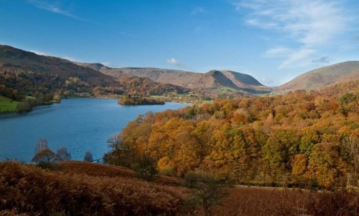 Lake District, Reino Unido Foto: Divulgação / Lake District