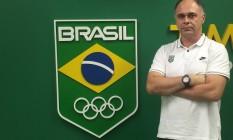 Jorge Bichara, gerente de performance esportiva do COB: meta é estar no top 10 da Rio-2016 Foto: Divulgação