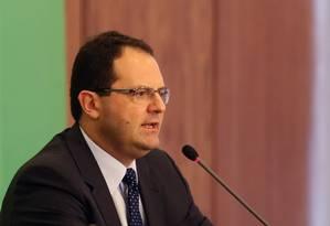 O ministro da Fazenda, Nelson Barbosa, reafirma compromisso com a meta fiscal Foto: Michel Filho/19-12-2015