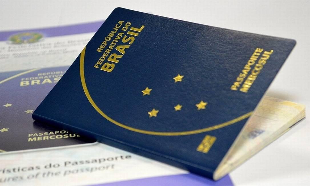 É preciso ficar de olho na data em que a validade do passaporte termina Foto: Divulgação