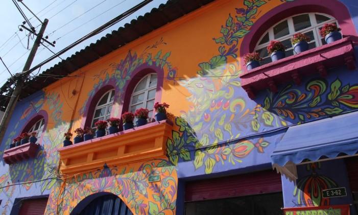 Plaza Borja Yerovi Foto: Divulgação
