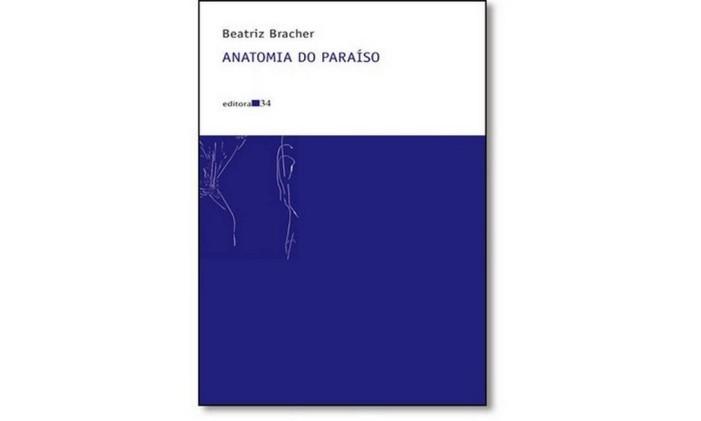 Capa de 'Anatomia do Paraíso', de Beatriz Bracher Foto: Reprodução