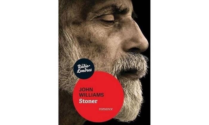 Capa do livro 'Stoner', de John Williams Foto: Reprodução