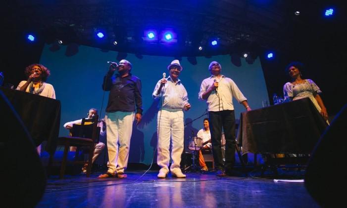Show em homenagem aos 80 anos de Candeia no Circo Voador Foto: Divulgação / Felipe Diniz