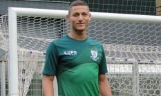 Richarlison, ex-América-MG, vai jogar a temporada de 2016 no Fluminense Foto: Lucas Borges / Globoesporte.com