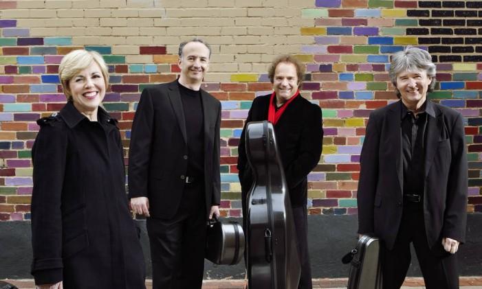 Quarteto Takács Foto: Keith Saunders / Keith Saunders