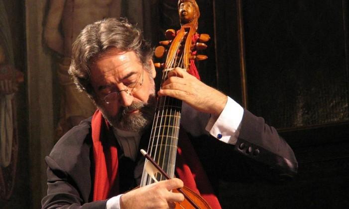 Jordi Savall Foto: Divulgação