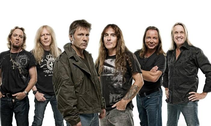 Iron Maiden Foto: JOHN McMURTRIE