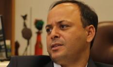 Prefeito fez duras críticas ao ex-secretário estadual de Saúde, Felipe Peixoto, seu maior rival Foto: Divulgação/Prefeitura de Niterói
