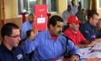 Maduro fala em programa de TV