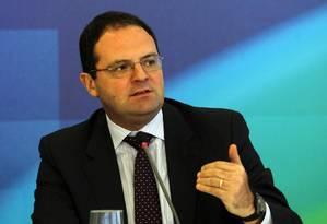 O novo ministro da Fazenda, Nelson Barbosa, foca no reequilíbrio fiscal Foto: Givaldo Barbosa / Agência O Globo