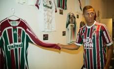 Richarlison é um dos reforços já contratados pelo clube tricolor Foto: Divulgação/Fluminense