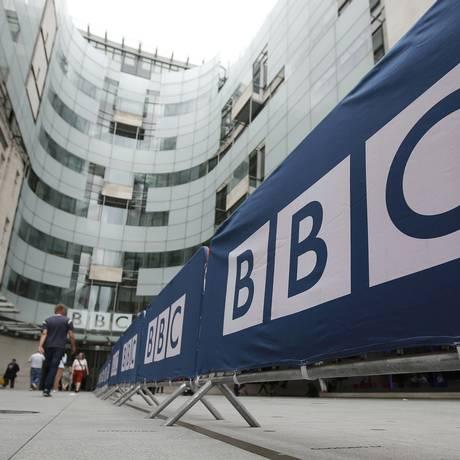 Site da BBC foi alvo de ataque cibernético na última quinta-feira Foto: PETER NICHOLLS / REUTERS