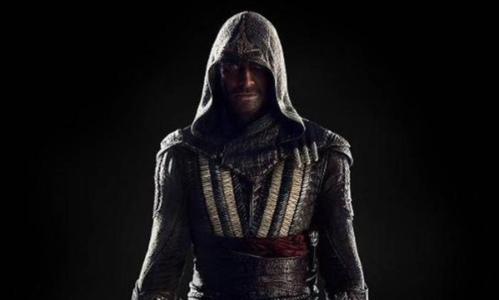 Michael Fassbender em 'Assassin's creed' Foto: Reprodução