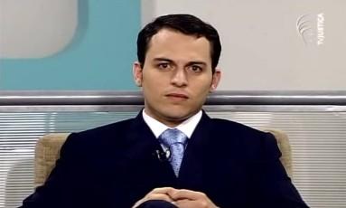 Tiago Cedraz é acusado de vender informações a empresário Foto: Reprodução / Reprodução