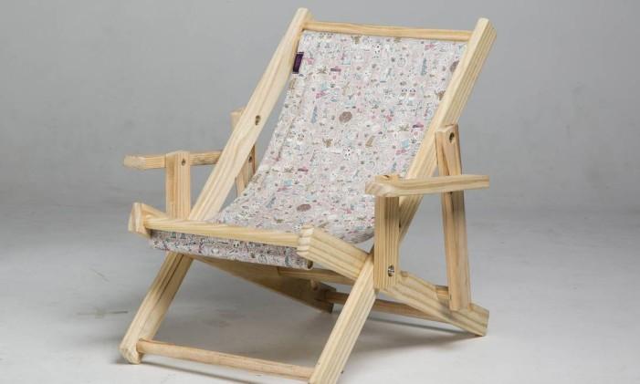 Cadeira Infantil Foto: Fernando Lemos / Agência O Globo