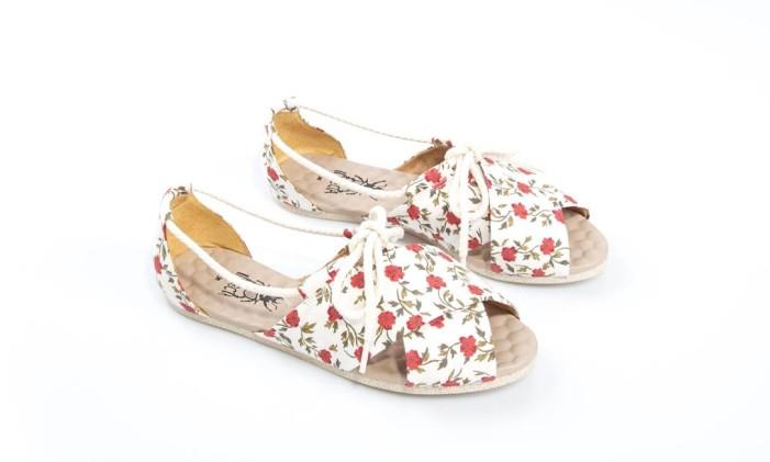 Sandália da Insecta Shoes Foto: Divulgação