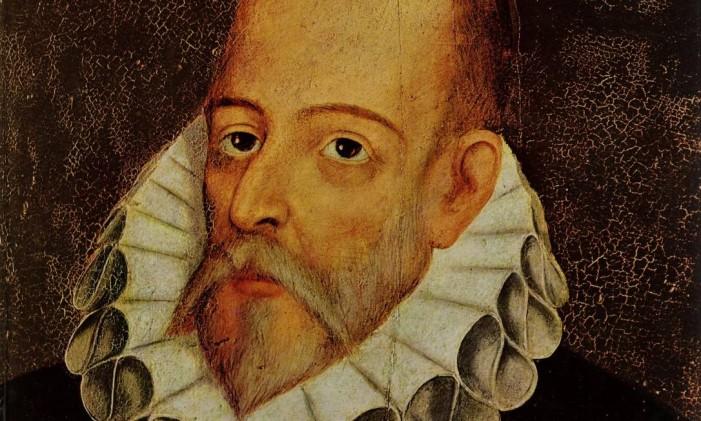 Em 2016 completa 400 anos da morte de Miguel de Cervantes, autor de 'Don Quixote De La Mancha' Foto: Reprodução Internet