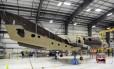 SpaceShipTwo, nave que será apresentada pela Virgin Galactic no dia 19 de fevereiro