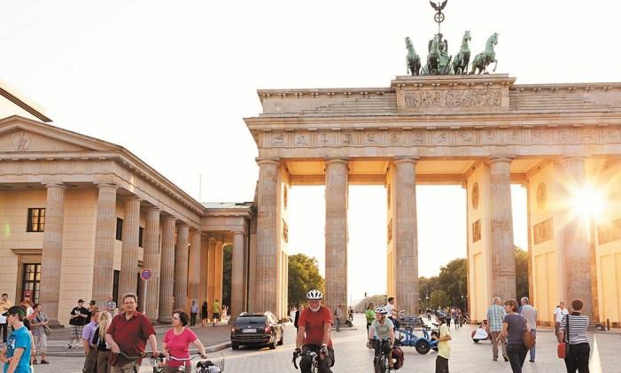Berlim é um destino com preços em conta na Europa Foto: Divulgação