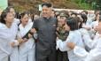Supremo Líder. Prestes a completar 33 anos, Kim Jong-un aprovou teste com bomba de hidrogênio, levando adiante planos de intensificar poderio bélico da Coreia do Norte