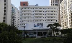 A UFF, em Niterói, é uma das universidades que oferecem vagas no Sisu Foto: Felipe Hanower / Agência O Globo / 11-2-2015
