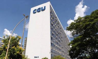 Prédio da Controladoria-Geral da União em Brasília Foto: Jefferson Rudy / Agência Senado