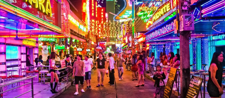 Bangcoc Soi Cowboy, o 'red light district' da capital da Tailândia Foto: Juarez Becoza