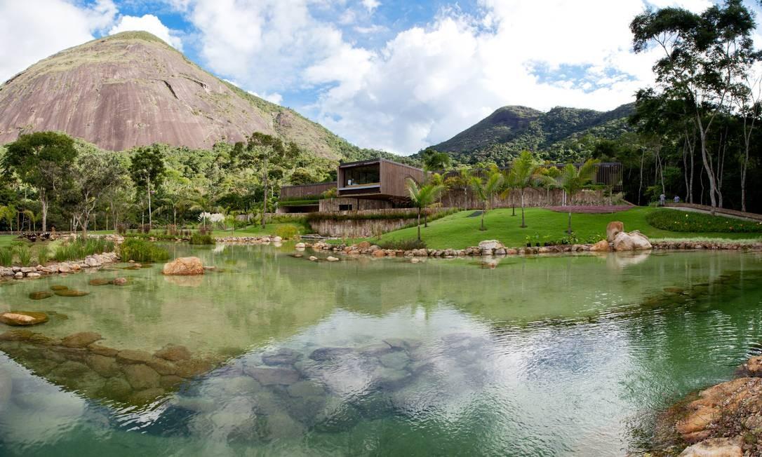 Tend ncia na europa piscinas biol gicas ganham terreno - Ambientador natural para casa ...