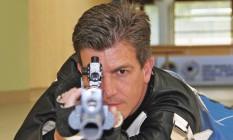 Cassio Rippel, do tiro esportivo, estará nas Olimpíadas do Rio Foto: Divulgação / Divulgação