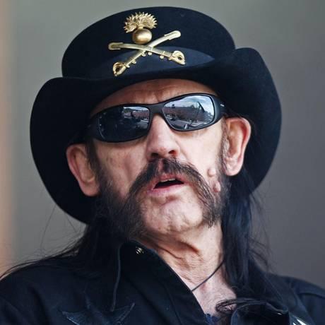 Lemmy Kilmister: transmissão de funeral ao vivo Foto: Reprodução
