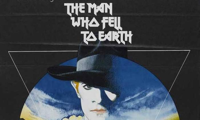 Pôster do filme 'O homem que caiu na Terra' Foto: Reprodução