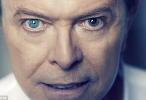Os famosos olhos de David Bowie Foto: Reprodução