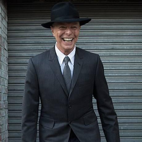 David Bowie Foto: Reprodução / Facebook (David Bowie)