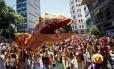 20 anos: Cordão do Boitatá comemora data cheia no Circo Voador