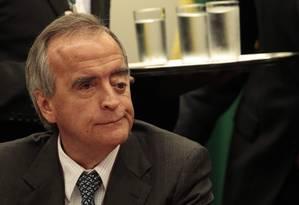 Nestor Cerveró, ex-diretor da área internacional da Petrobras Foto: Jorge William / Agência O Globo