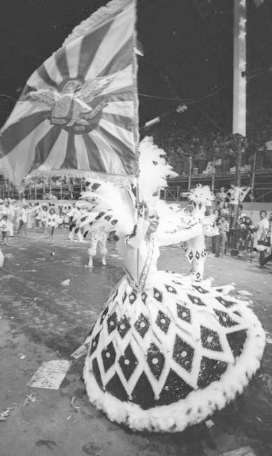 O mito Wilma Nascimento, que, inexplicavelmente, levou nota 9 Arquivo O Globo / Agência O Globo