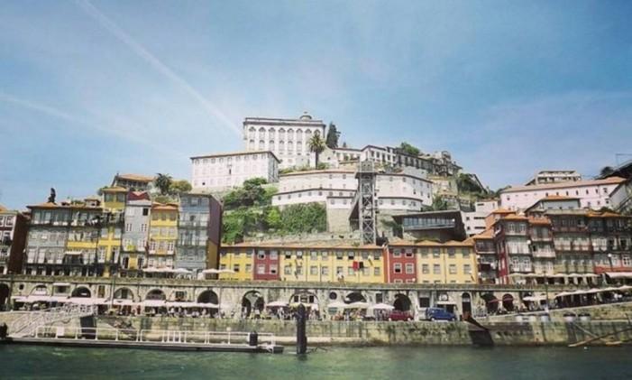 Porto, Portugal Foto: @_fabriicciio / Instagram