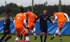 Fluminense goleou seleção americana sub-17 Foto: Divulgação