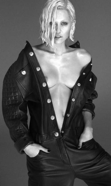 Miley Cyrus, em 2014, posou sexy para a dupla Mert Alas & Marcus Piggott