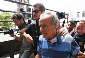 O ex-diretor da área Internacional da Petrobras Nestor Cerveró está entre os delatores da Lava-Jato. AMB rebate críticas de manifesto de advogados que ataca métodos da operação da PF Foto: Geraldo Bubniak / Agência O Globo