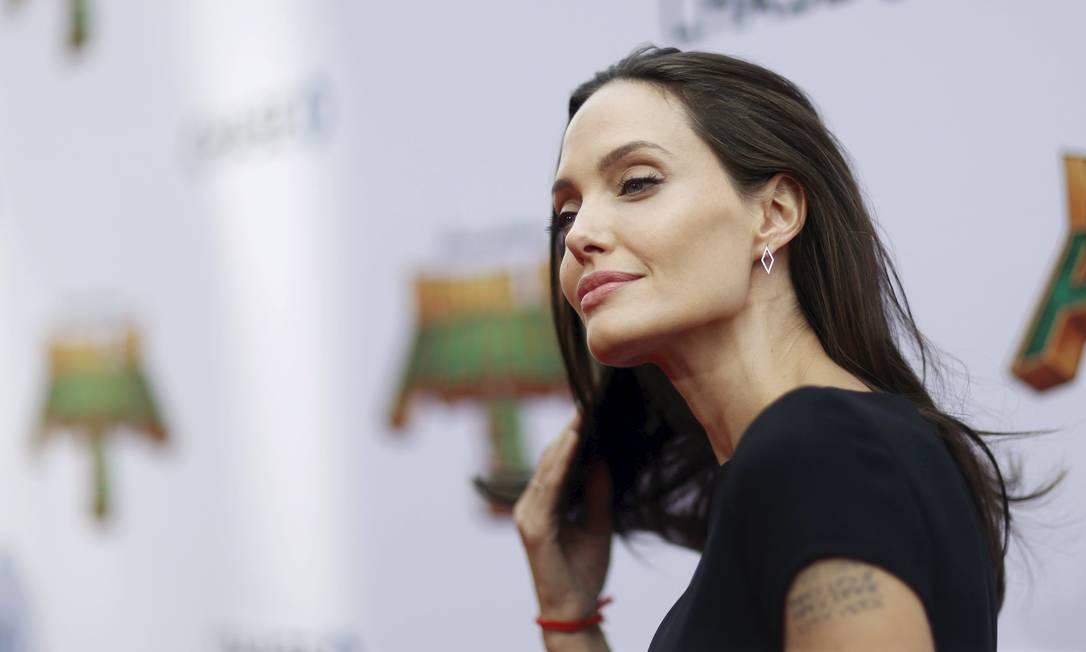Mais de Angelina Jolie MARIO ANZUONI / REUTERS
