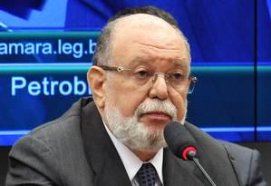 O ex-presidente da OAS Léo Pinheiro corre o risco de começar a cumprir pena este ano Foto: Agência Câmara 26-5-2015