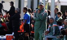Eduardo Baptista elogiou a atuação do Fluminense Foto: Divulgação/Fluminense