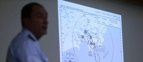 Apresentação do relatório final da investigação sobre acidente com avião de Eduardo Campos Foto: Jorge William / Agência O Globo