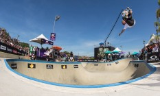 A pista usada na competição é considerada uma das melhores do Brasil Foto: AGIF / Divulgação